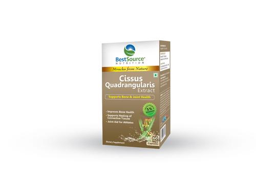 Cissus Quadrangularis Extract Capsule