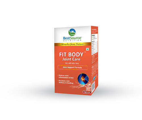 Fit Body Joint Care Veg Capsules