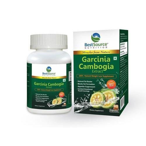 garcinia cambogia 60 hca veg caps natural weight loss