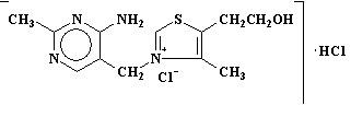 Vitamin B1 HCL